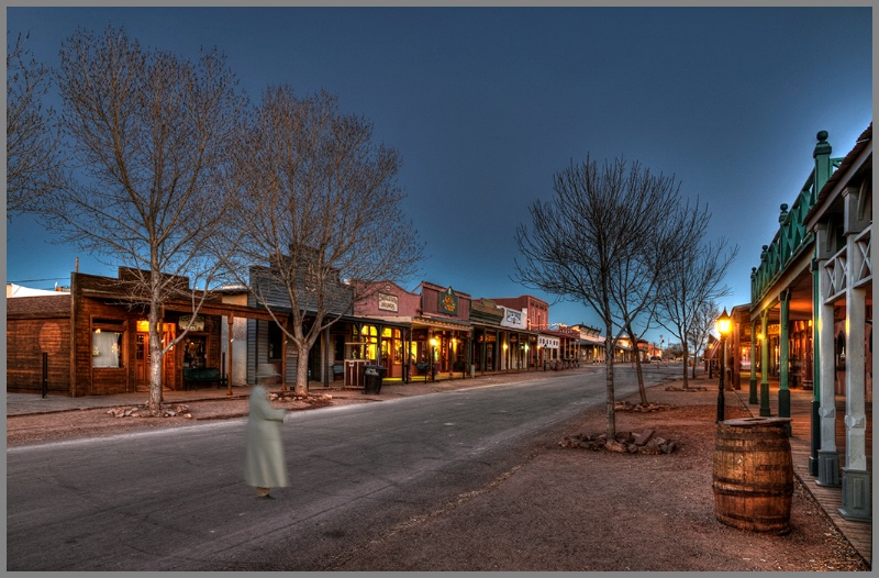 Ghost of Tombstone - ID: 14353441 © Kelly Pape
