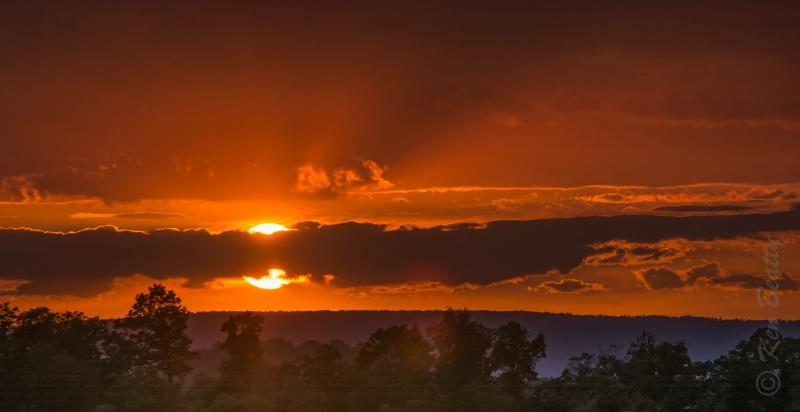 Trexler Overlook Sunset 21