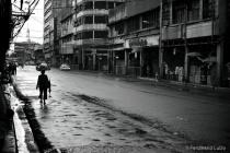 A Lone Walk
