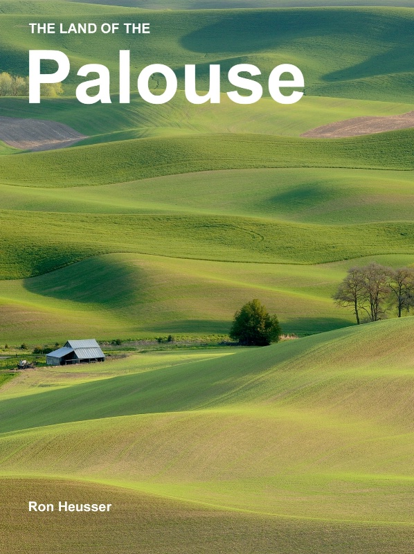 iBook  --  The Land of the Palouse - ID: 14354938 © Ron Heusser