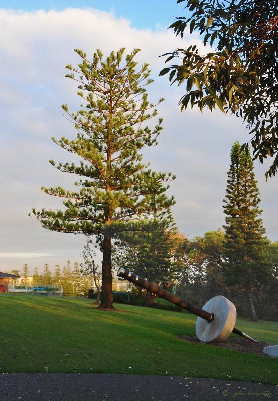 Port Macquarie Windmill Hill.