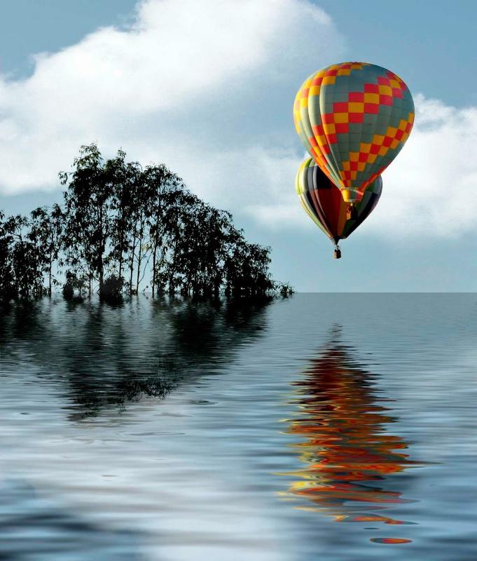 Wet Landing