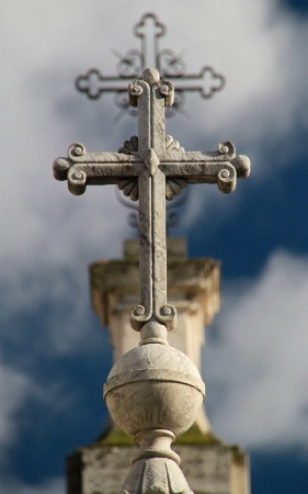 Two crosses from Rome