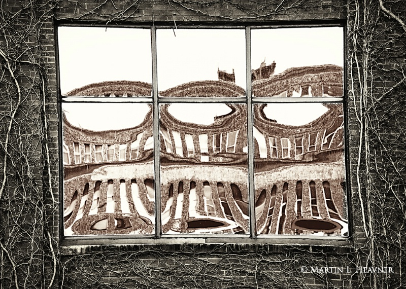 Rust Belt Reflections - Chicago, IL - ID: 14381265 © Martin L. Heavner