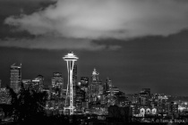 Seattle: Luz de Noche 1