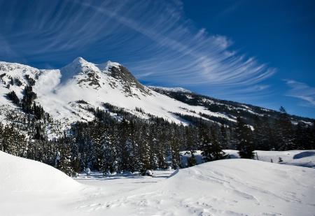 Mountains February