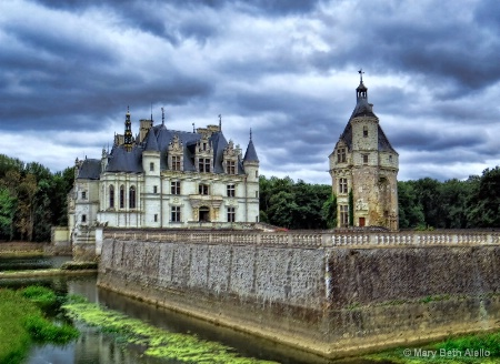 Chateau Chenonceau in France
