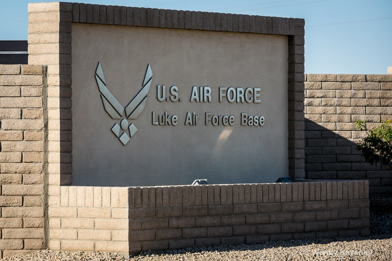 Luke Air Force Base- Glendale, AZ - ID: 14411705 © Wendy Kaveney