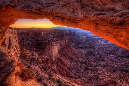 Mesa Arch Sunrise