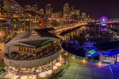 ~Seattle's Waterfront~