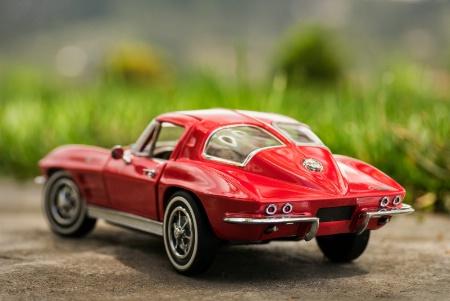 '63 Corvette Split-Window Coupe