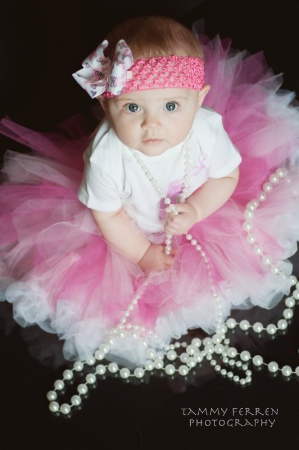 ~~  Pearls and Baby Girl  ~~