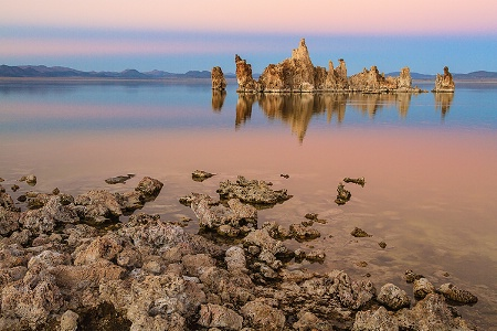 Mono Lake Sunset (Re-Visited)