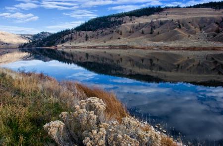 Shumway Lake, B.C.
