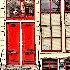 © John R. Grede PhotoID # 14426379: red door