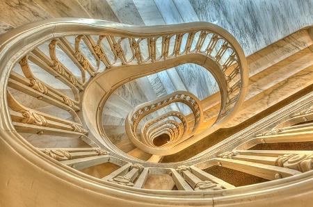 Georgian Terrace Stairs