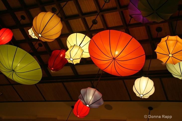 hotel ceiling-sm - ID: 14432144 © Donna Rapp