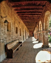 Exterior Corridor San Juan