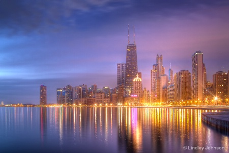 Twilight Chicago