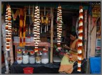 Flower Garlands for Hindu Religious