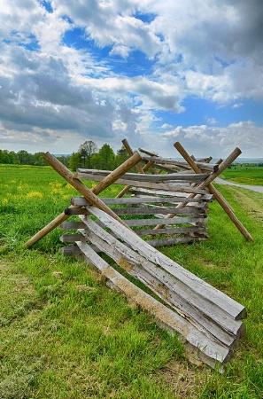 Gettysburg Spring