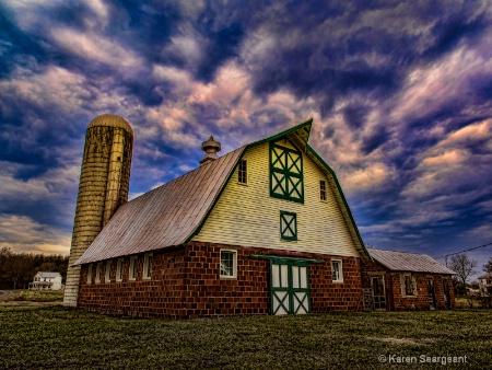 Nokesville Barn