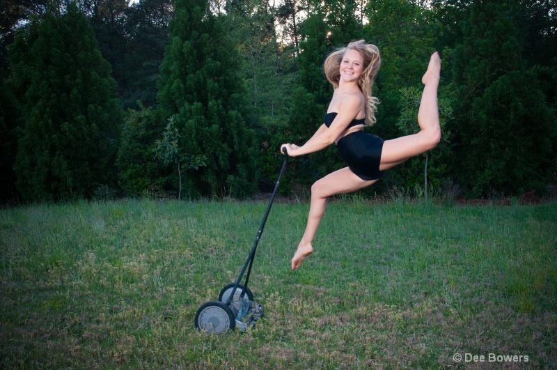 Lawn Leaper #2