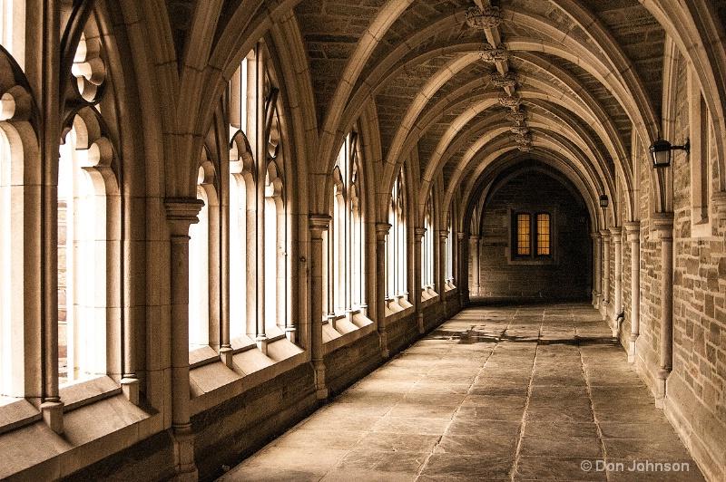 Princeton Hallway