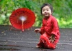 Baby with traditi...