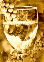 Antiqued Wine