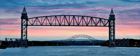 Railroad Bridge, Cape Cod, MA