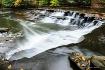 Squaw Rock Falls ...