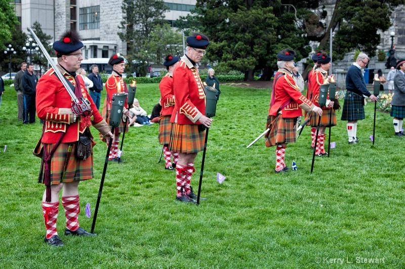 Victoria, B.C. Ceremony - ID: 14510730 © Kerry L. Stewart