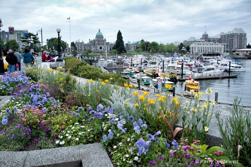 Victoria, B.C. - ID: 14510731 © Kerry L. Stewart