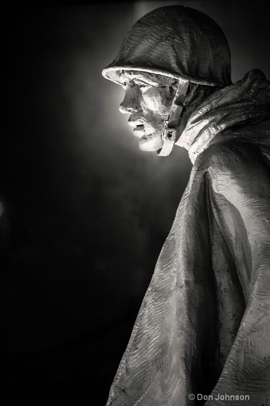 Korean War Memorial Profile - ID: 14513720 © Don Johnson