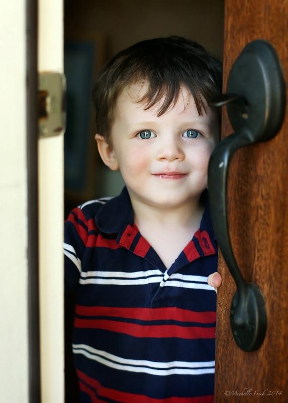 Adorable Doorman
