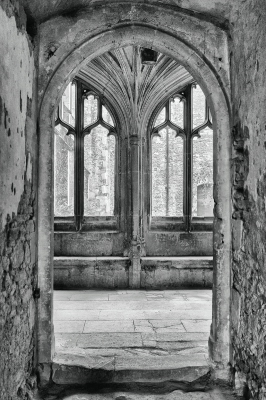 Cloister Doorway