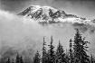 Mount Rainier and...