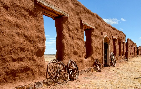 Fort Union - New Mexico