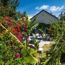 Outdoor Cafe, Bermuda
