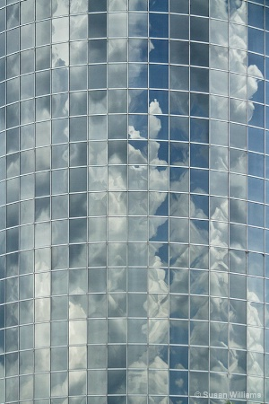 Clouds in Glass