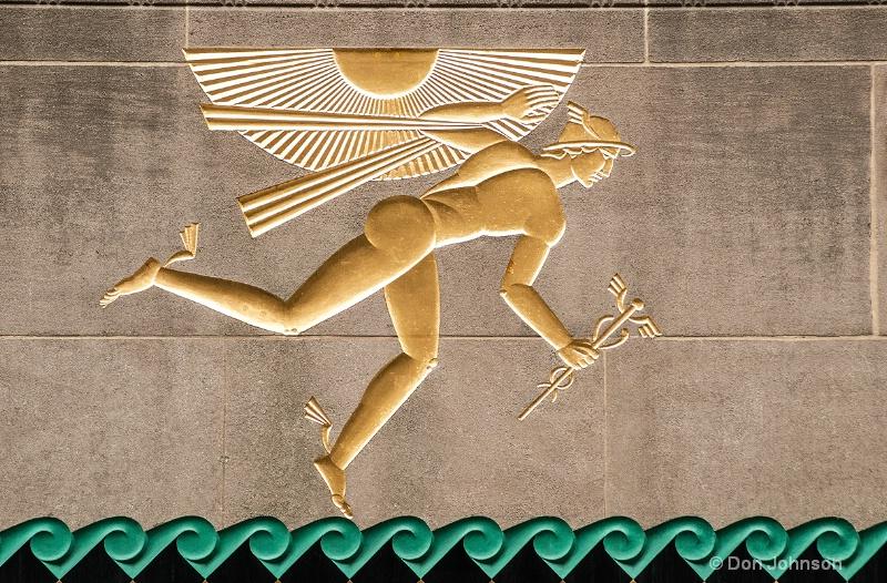 NYC  Art Deco #2 - ID: 14542954 © Don Johnson