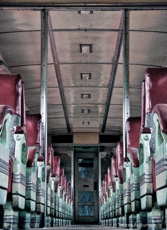 Midnight Train to Georgia - ID: 14545386 © Teresa Burnett