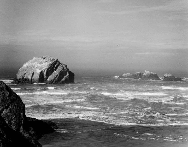 Bandon Beach Surf - ID: 14556899 © Joan E. Bowers