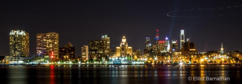 Philadelphia Skyline - ID: 14558151 © Elliot S. Barnathan