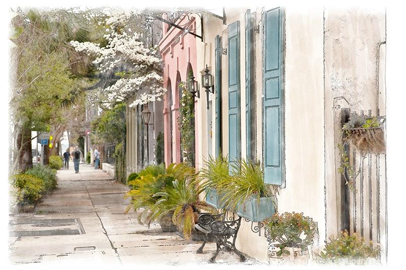 Charleston, SC - ID: 14561524 © Loan Tran