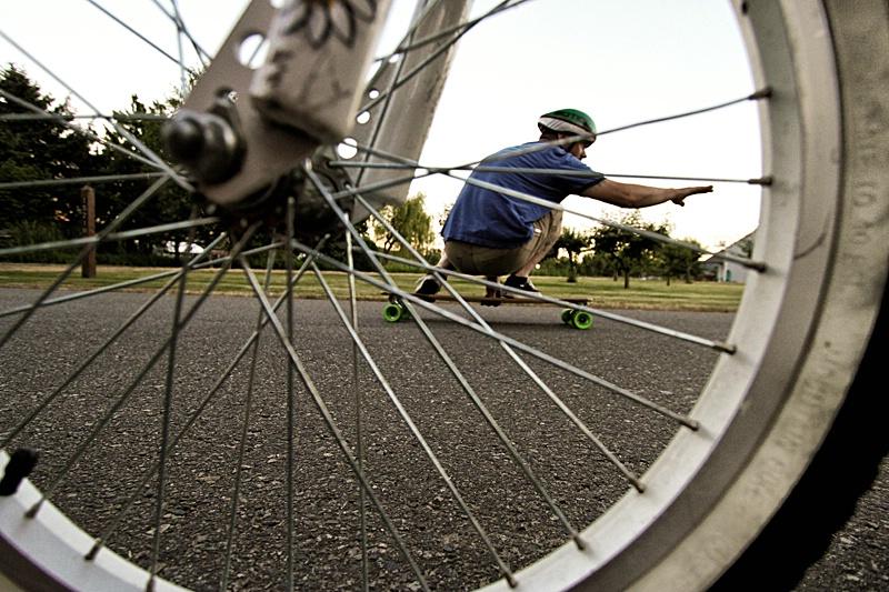 Bike and Board