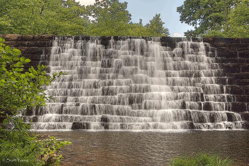 Otter Creek Dam Two; Amherst, Va. - ID: 14568516 © Richard S. Young