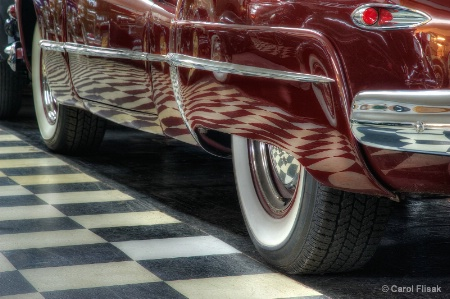 Reflections on a Roadmaster