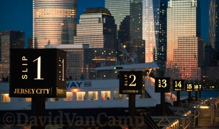Paulus Hook Ferry Terminal